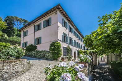 PRESTIGIOUS 17TH CENTURY VILLA WITH 12 HA OF LAND FOR SALE, LUCCA, TUSCANA, VINEYARD, AGRITURISMO, VAT CELLAR, CHAPEL, CONVENT, COUNTRYSIDE, HAMLET
