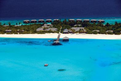 50 LUXURY VILLAS 5 STARS RESORT AND SPA FOR SALE, MALDIVES