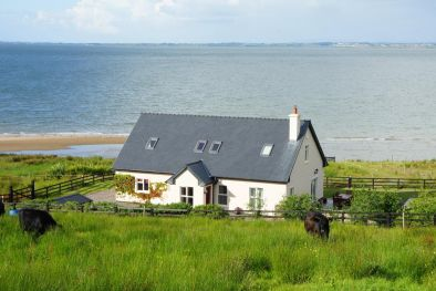 WATERFRONT COTTAGE FOR RENT IN IRELAND, KERRY VILLA
