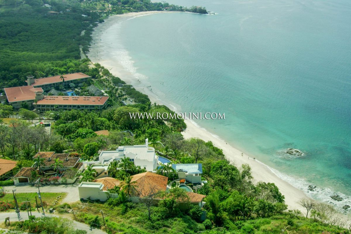 BEACH FRONT ESTATE FOR SALE IN PLAYA FLAMINGO, PACIFIC OCEAN, COSTA RICA