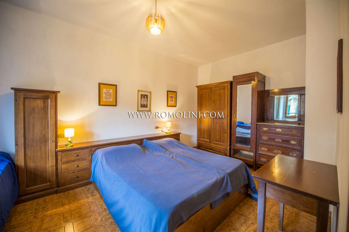 ANGHIARI, HISTORIC CENTRE: 1-BEDROOM APARTMENT FOR SALE