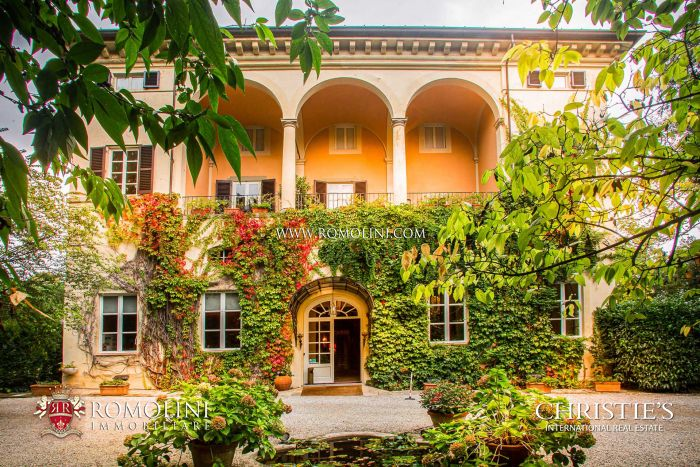 HOTEL FOR SALE IN LUCCA, TUSCANY