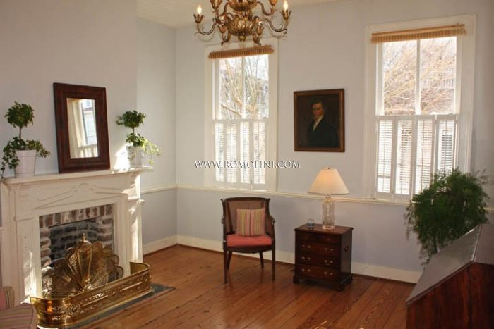 Charleston Villa with garden for sale South Carolina