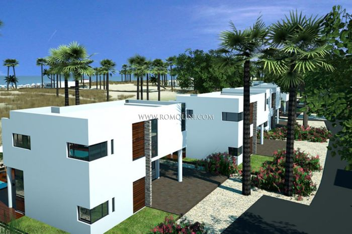 BEACHFRONT RESORT WITH LUXURY VILLAS AND APARTMENTS WITH SEA VIEW FOR SALE IN ALBANIA, TIRANA